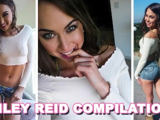 Milf Casting Xxx BANGBROS - Petite Pornstar Riley Reid One Hour Compilation Video