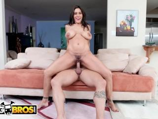 BAOS Busty Mexican Goddess Raylene Taking Dick On Latina Rampage Derrick Pierce, Raylene