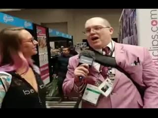 Vicky Vixxx with Jiggy Jaguar AEE Las Vegas NV