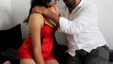Young Indian Bhabhi Fucking With Boss For Promotion