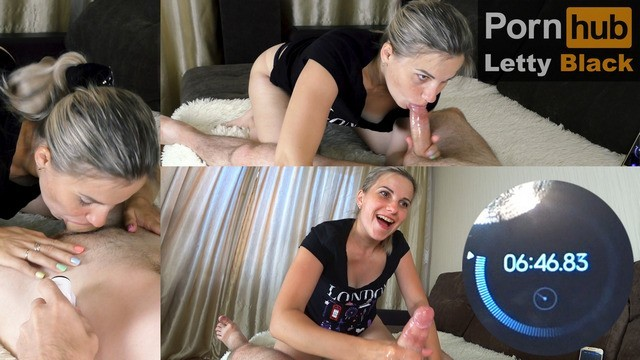 Eighttube porn - Blowjob contest - suck it off for eight minutes