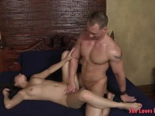 Romantic/small tits/kandi magnum milan john loves