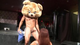 DANCING BEAR – A Wild CFNM Orgy The Likes Of Which You've Never Seen Before