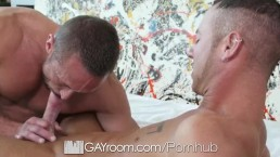 GayRoom Big Dick Rough Fuck With Hunks