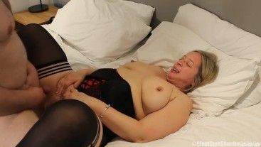 Milf Shooting Star Fucked and Pussy Creamed