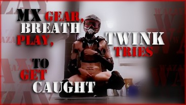 Preview - MX Gear, Breath Play, Twink Tries to Get Caught