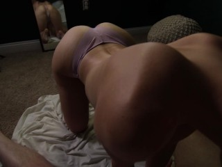 Sexy Giiend POV in the morning