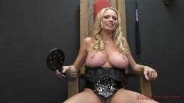 Mistress Briana Banks Makes You Obey - Ass Worship & Foot Worship