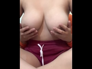 Vela Shorts: Letting Him Play with My Big Pinay Boobs