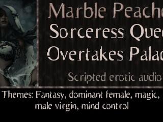Sorceress Queen Overtakes Paladin