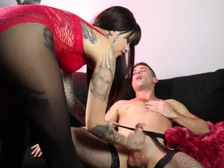 Teased and Milked by Leigh Raven (12 Aug 2019)