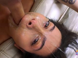 PervCity Cock Guzzling Ebony Slut Aaliyah Hadid (12 Aug 2019)
