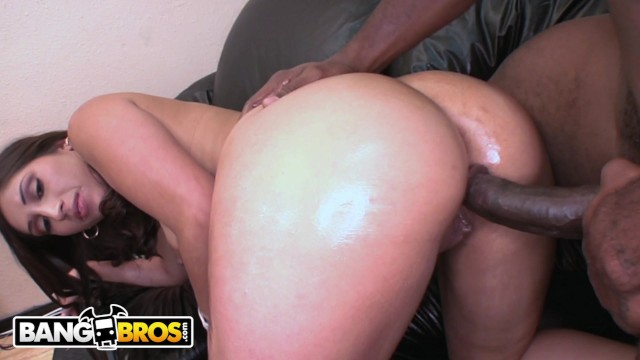 BANGBROS - Sexy PAWG Alexis Breeze Gets Her Pussy Pounded With BBC