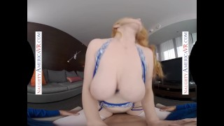 Naughty America - Penny Pax fucks you in Virtual Reality