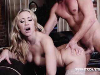 Karlie Simon has a big firm ass and lovely huge tits Karlie Simon