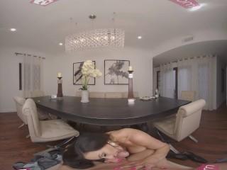 VRBangers.com-Sexy Kendra Lust Anniversary Gift Sex Session VR Porn
