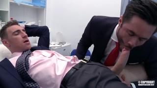 Dr. de Marko Fuck is patient Kayden Gray with is huge Cock