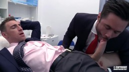 Dr. de Marko Fuck is patient Kayden Gray with is huge Cock