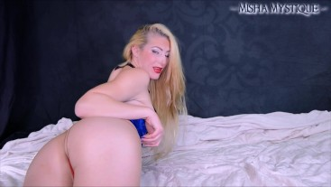 Pantyhose Worship JOI Game Pay to Play - ass femdom pov findom start stop
