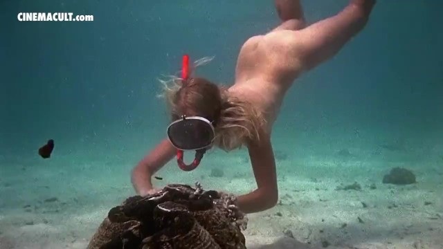 Kelly ripa nude scenes Nude celebrities - underwater scenes