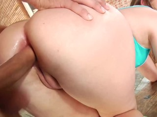 Big Ass Pounded Hard