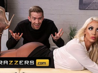 Pregnant Nude Mom Fucking, Brazzers- Big tit phat ass blonde nicolette SheA craves Big cock Big