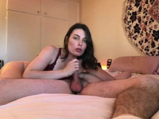 18 year old girlfriend loves riding dick and swallowing cum (15 Aug 2019)