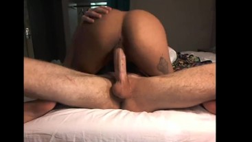 milan suck and riding on james Big white cock