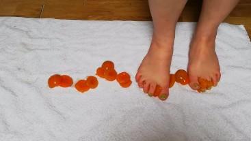 Fun with apricot