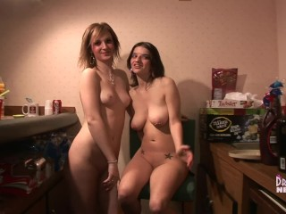 Naked Bartenders Brighten Up Any Room