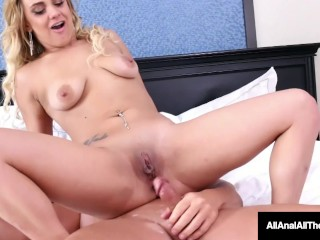 Miami Girl Maria Jade Does Her First Juicy Gaping Anal Fuck!