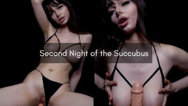 Succubus Rides, Titty Fucks and Drains