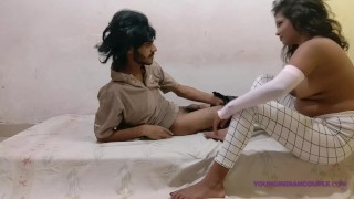 Indian Teenagers Fucking Cumming Inside her Teen Pussy