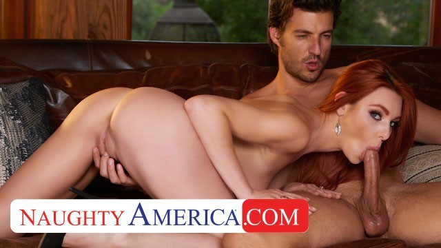 Attention cock - Naughty america - michelle miller lacy lennon craves attention and cock