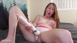 Ellie Rowyn: Over Panties Orgasm