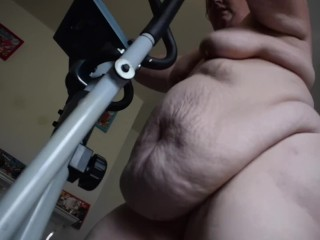 NAKED WORKOUT CLIP (17 Aug 2019)