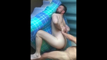 Been Fucked By Hung Daddy Cock
