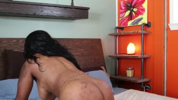 Ms. London Sucks & Rides Logan Longs Huge Cock