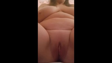 shy mum shows boobs and pussy