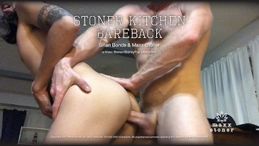 Stoner Kitchen Bareback