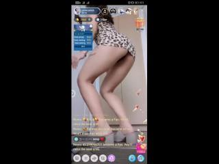 Bigo Live Model Sexy Dance and Creampie Fuck (18 Aug 2019)