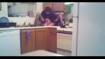Robin Ashley in her Kitchen