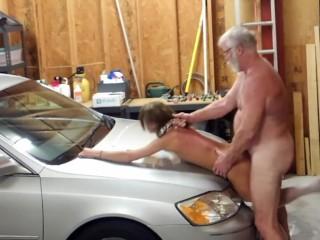Dee Silver White Panties