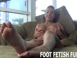 POV Foot Fetish And Female Domination Videos