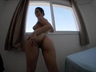Young Girl Masturbating