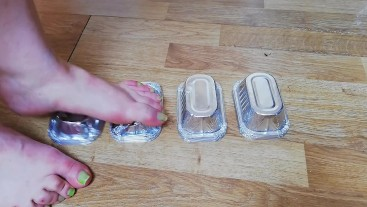 Fun with baking molds