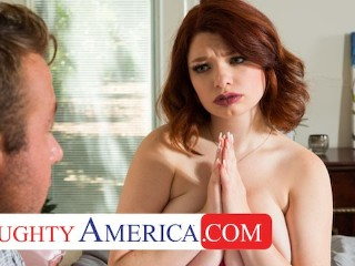 Naughty America - Annabell Redd strikes a sex deal with fiances best friend (19 Aug 2019)