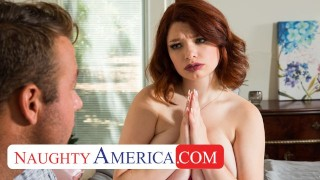 Naughty America – Annabell Redd strikes a sex deal with fiances best friend