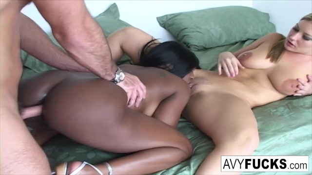 Hot Threesome With Jada Fire, Joey and Avy