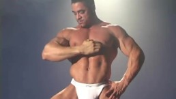 Eddie Camacho, MuscleHunks Model, Super Hung Macho Bodybuilder